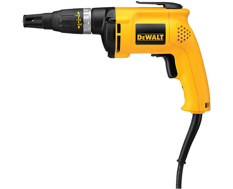 6 AMP VSR Drywall Screwdriver