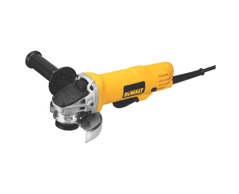 """4.5"""" Slim Angle Grinder With Paddle Switch"""