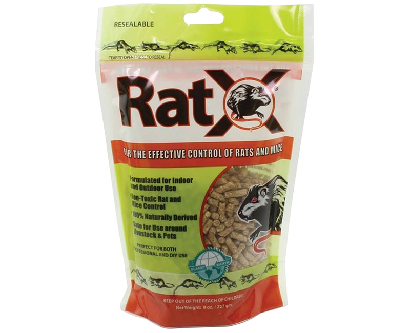 RatX Bag Non-Toxic Rat Control - 8 Oz.