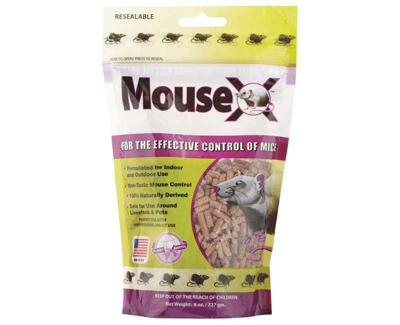MouseX Bag Non-Toxic Mouse Control - 8 Oz.
