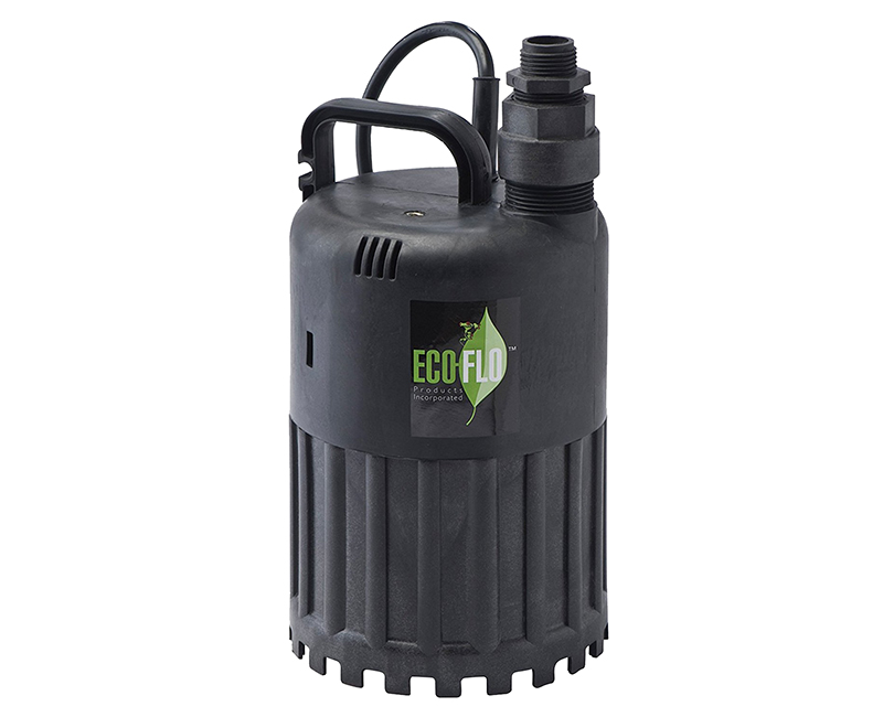 1/2 HP Submersible Thermoplastic Construction Utility Pump