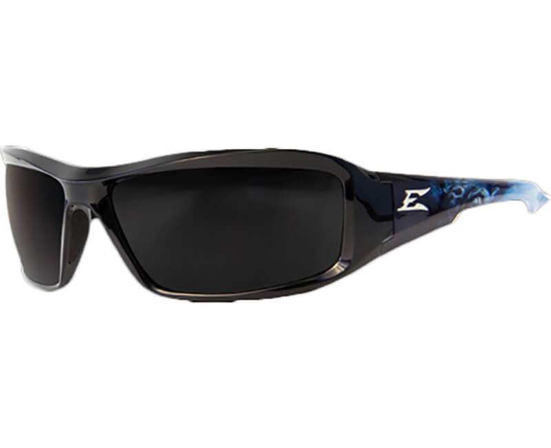 Brazeau Apocalypse Black Safety Glasses - Smoke Lens