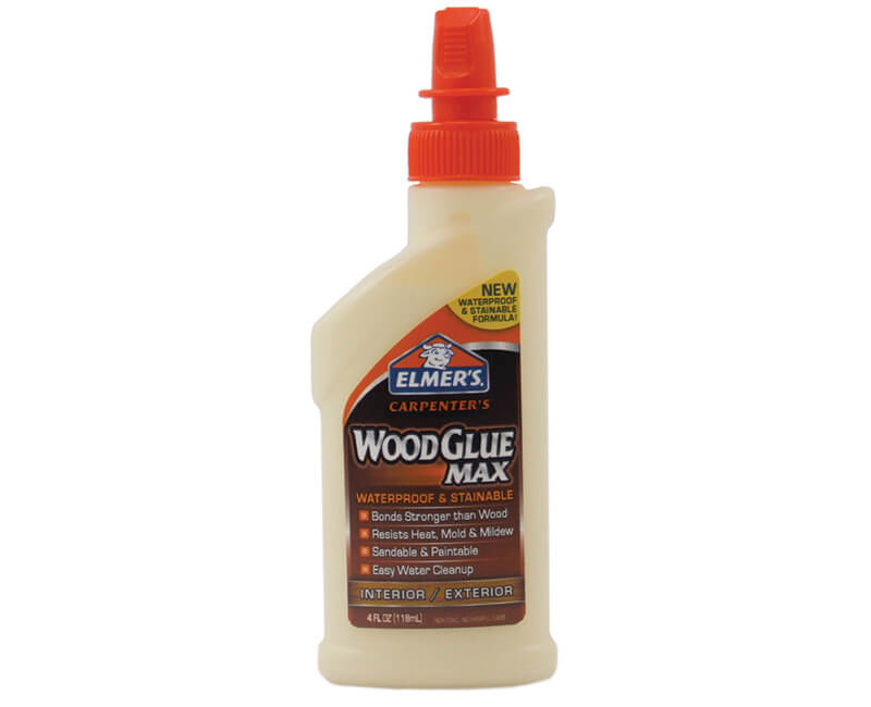 4 Oz. Carpenter's Wood Glue Max