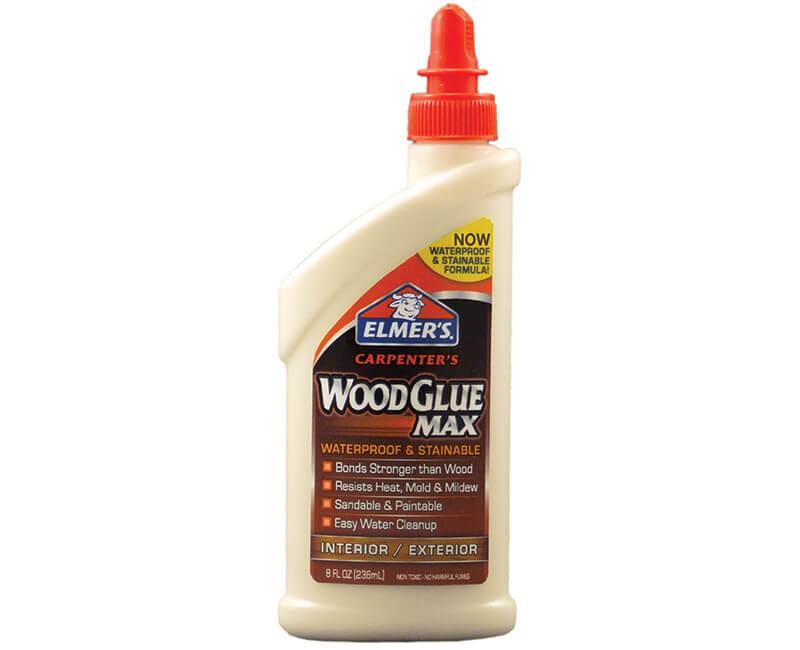 8 Oz. Carpenter's Wood Glue Max