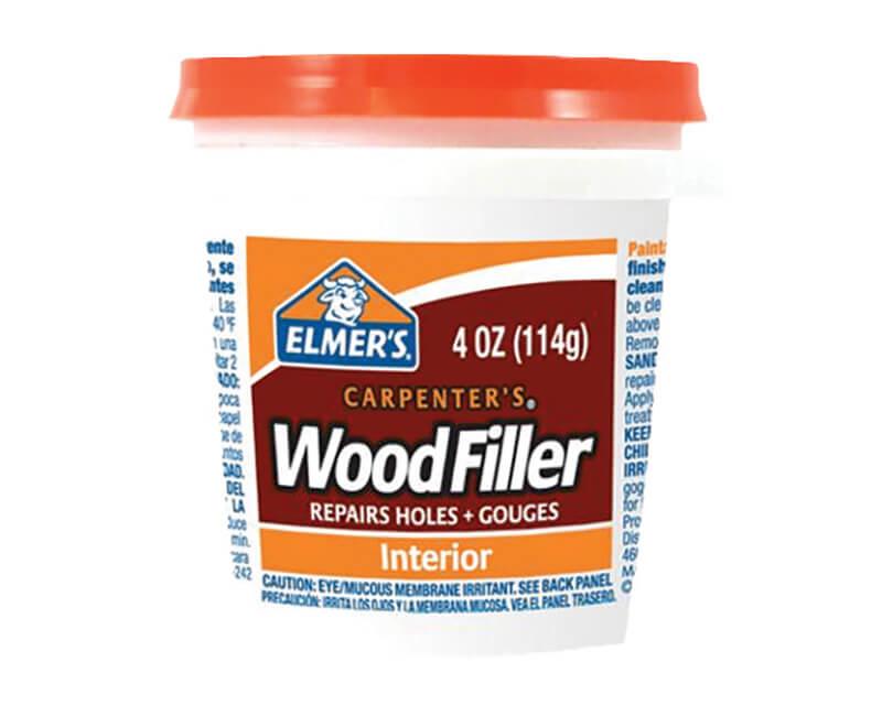 4 Oz. Carpenter's Wood Filler