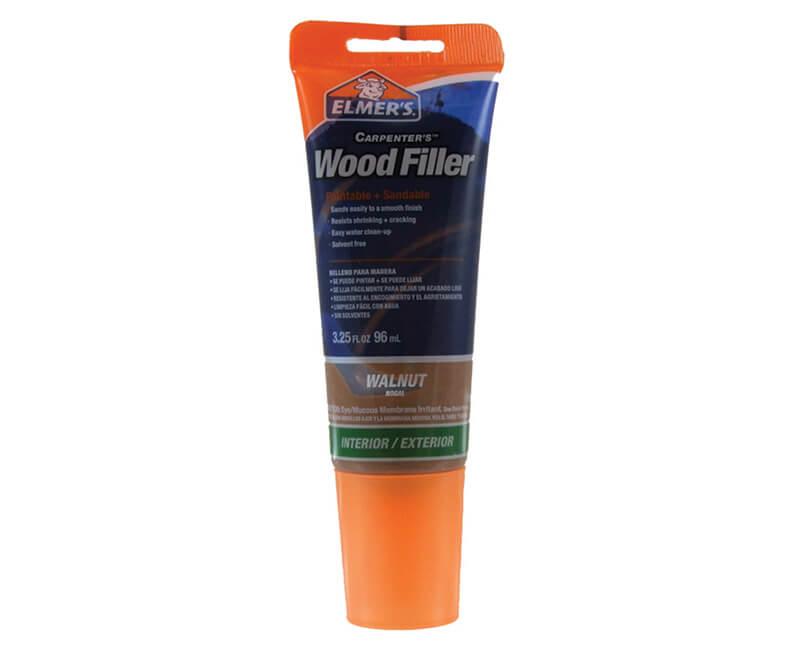 3.25 Oz. Wood Filler Tube - Walnut