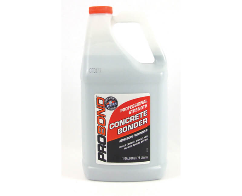 1 Gal. Professional Strength Concrete Bonder