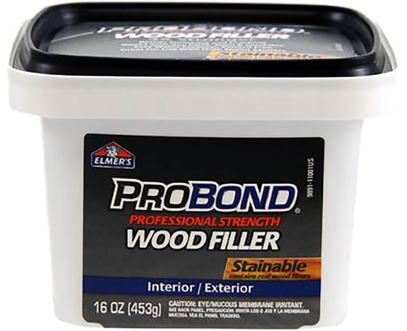 1 Pt. Probond Stainable Wood Filler