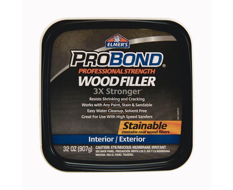 1 Qt. Probond Stainable Wood Filler