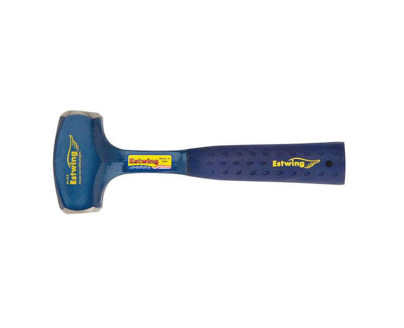 4 LB. Nylon-Vinyl Grip Drilling Hammer