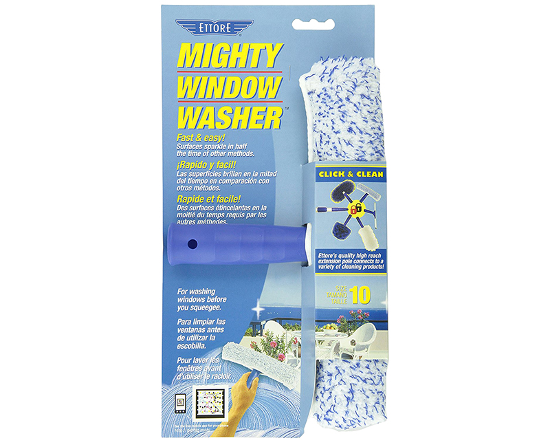 "10"" Ettore Mighty Window Washer"