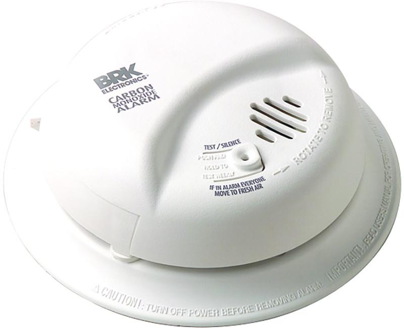 120V Hardwire CO Alarm