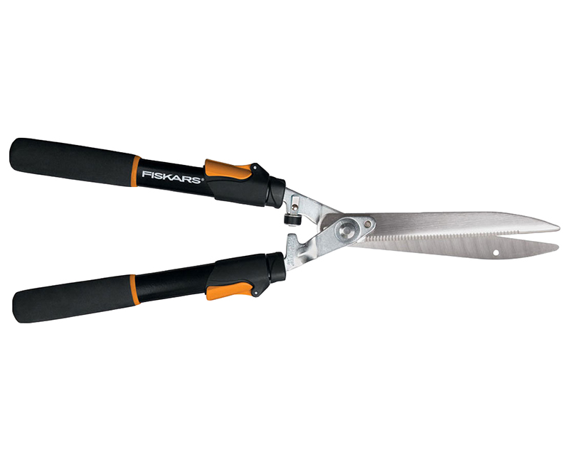 "25"" - 33"" Power Lever Extendable Hedge Shears"