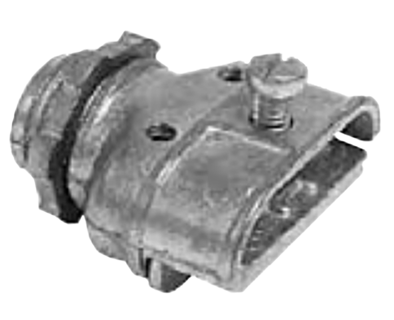 Duplex Connector W/ Clamp