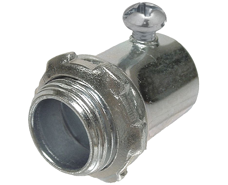 "1-1/4"" EMT Connector Die Cast"