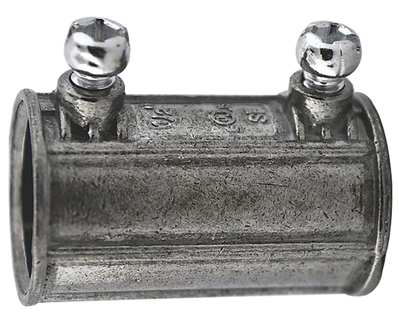 "1/2"" EMT Coupling Die Cast"