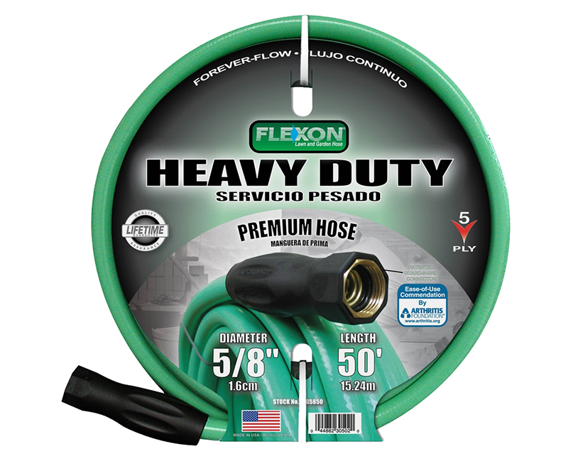 "Flextreme 5/8"" x 50' All Season Hose"