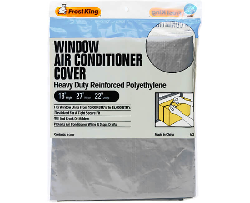 "18"" X 27"" X 22"" Outside Air Conditioner Cover"