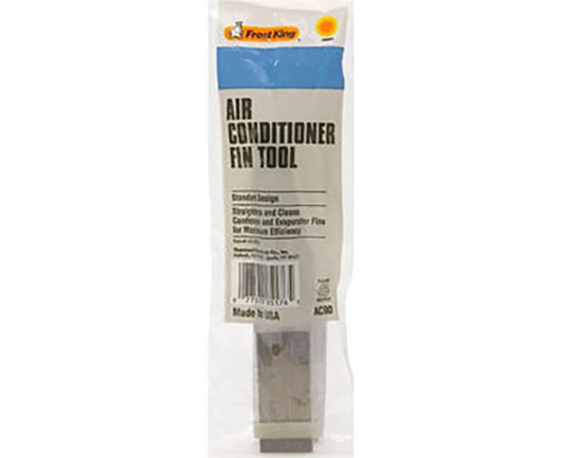Air Conditioner Fin Tool