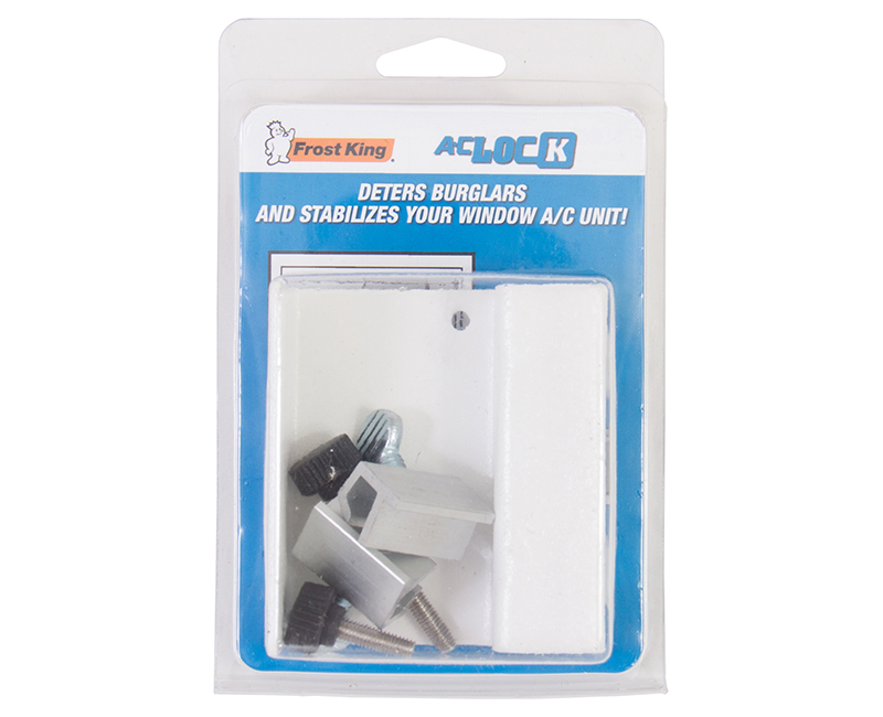 Security Lock For A/C Bracket