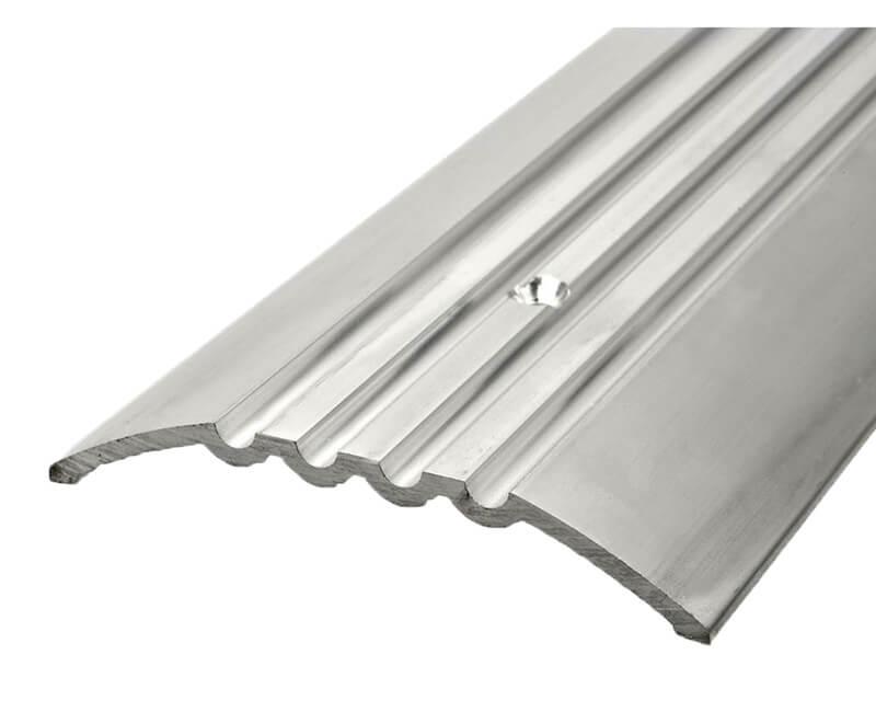"""4"""" X 36"""" X 1/2"""" Aluminum Threshold - Mill Finish"""