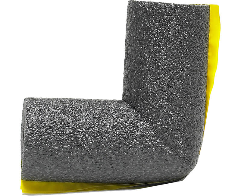 """1/2"""" Elbow Connection For Poly Foam Pipe Insulation"""