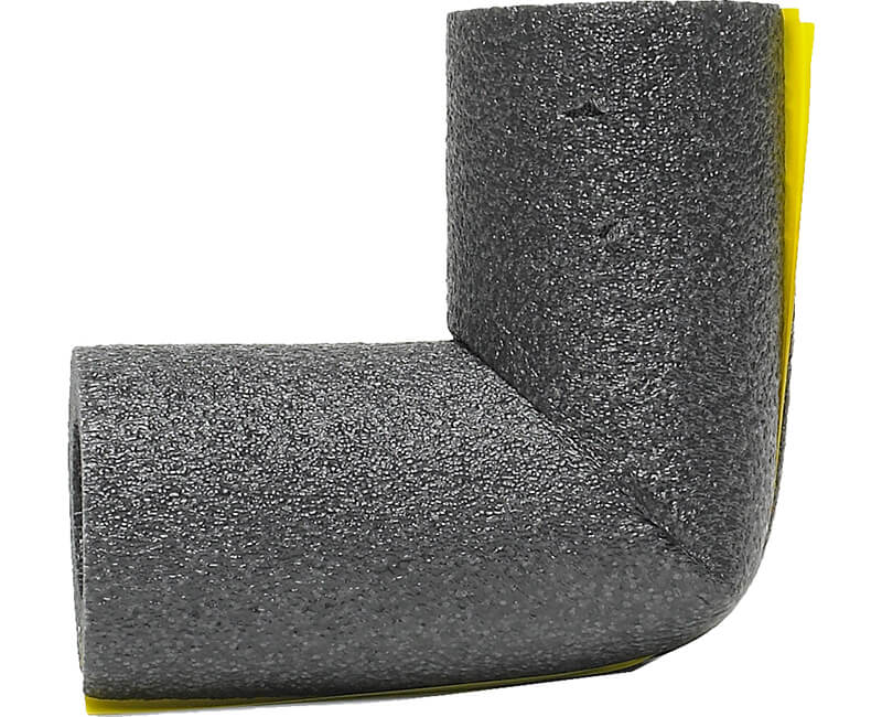 """3/4"""" Elbow Connection For Poly Foam Pipe Insulation"""
