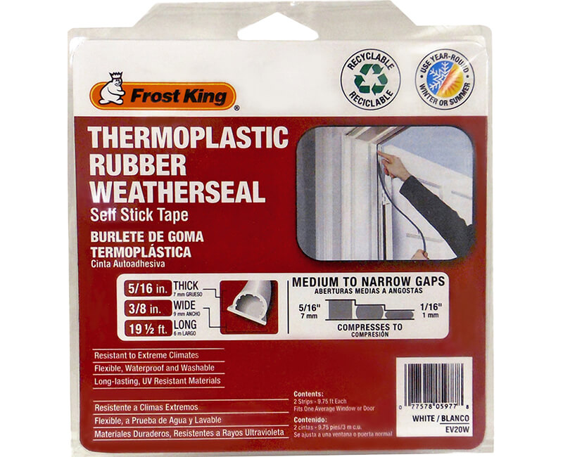 Rubber Weatherseal Tape