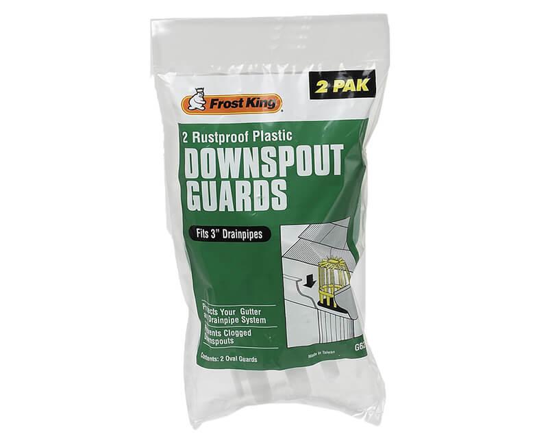 """3"""" Plastic Down Spout Guard"""