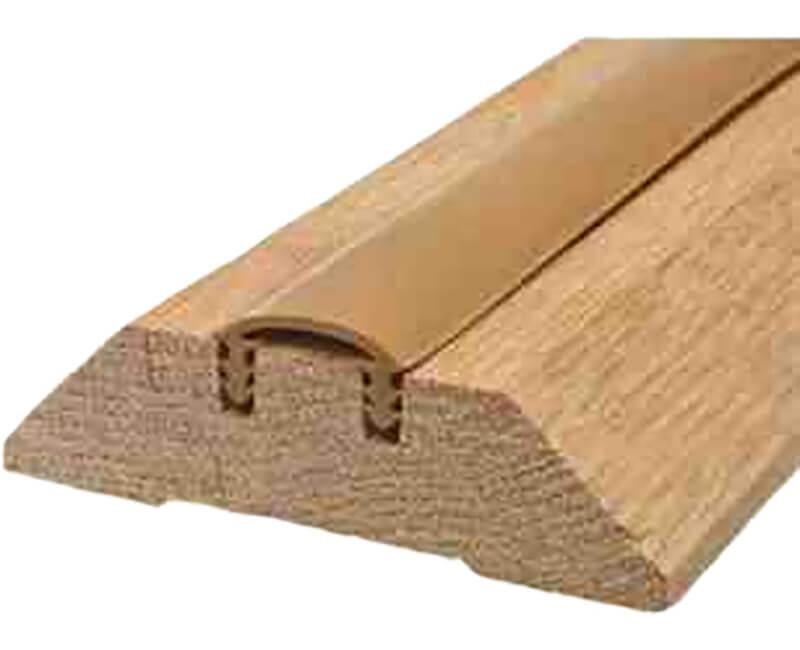 """3-1/2"""" X 36"""" Wood Threshold - Clear Oak"""