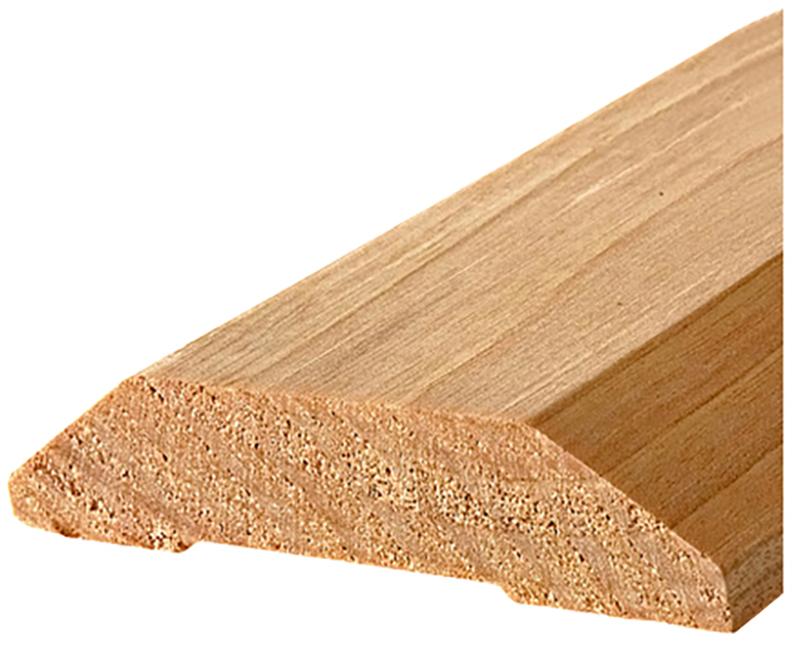 "1-1/2"" x 5/8"" x 3' Interior Wood Threshold"