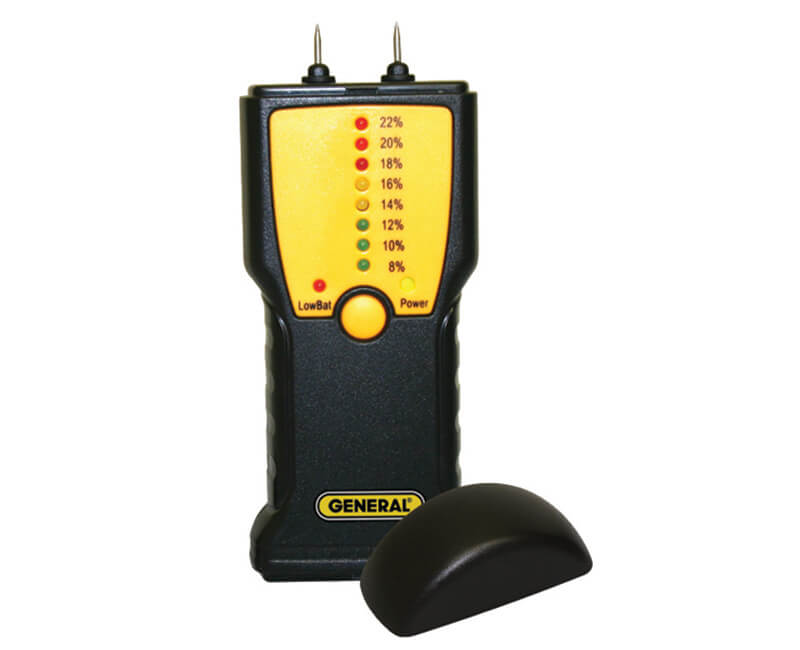 Moisture Meter With LED Display