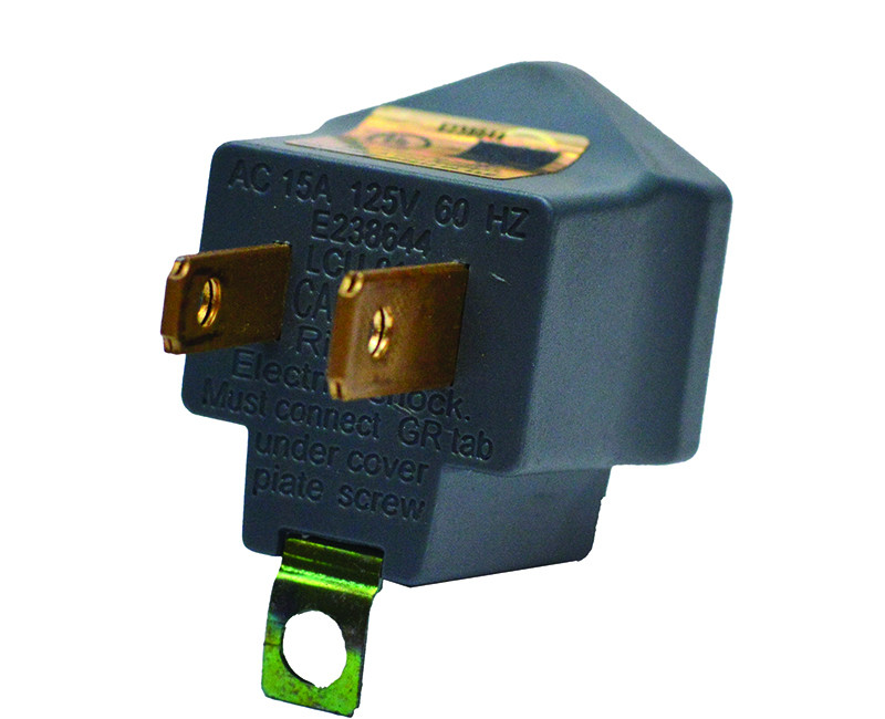 3-2 Grounding Adapter - Bulk