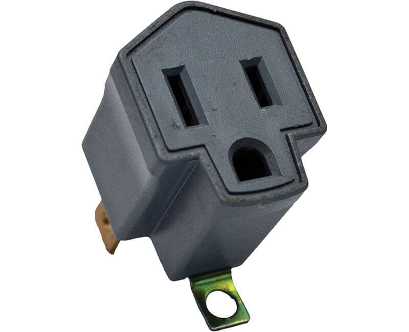3-2 Grounding Adapter