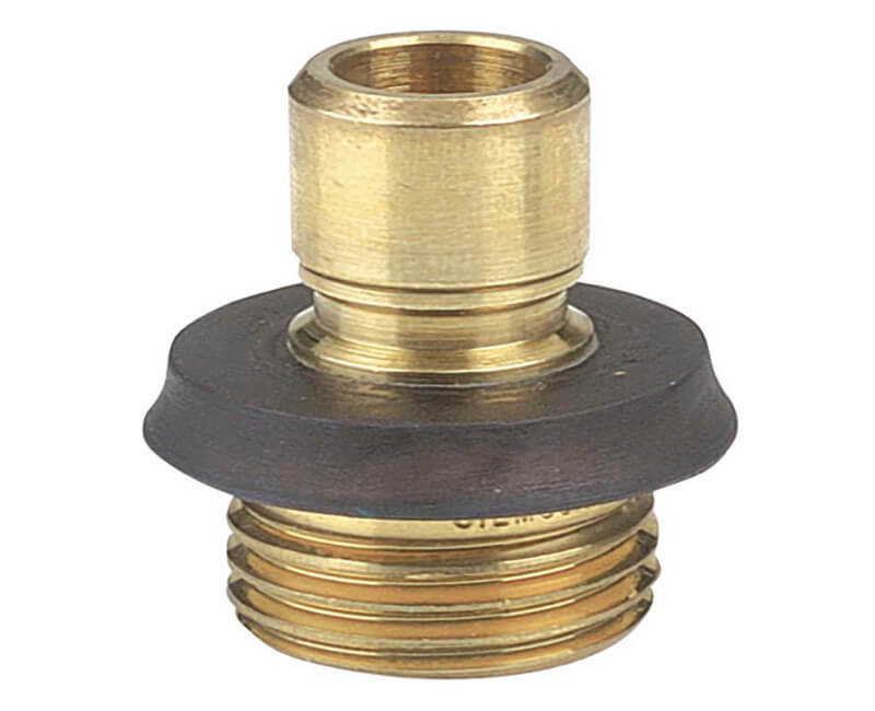 Solid Brass Male Quick Connector