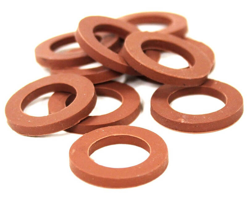 Pro Rubber Washers - 10 Pack