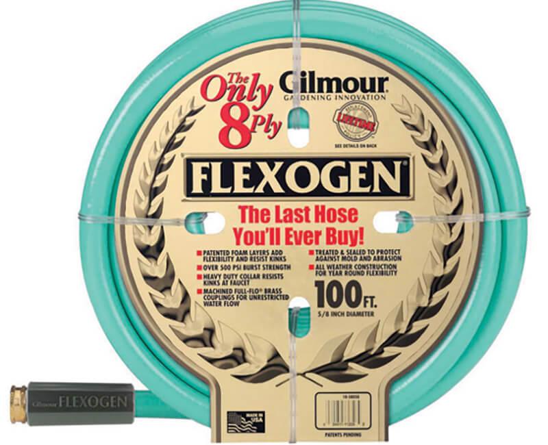 "5/8"" X 100' 8-Ply Flexogen Hose"