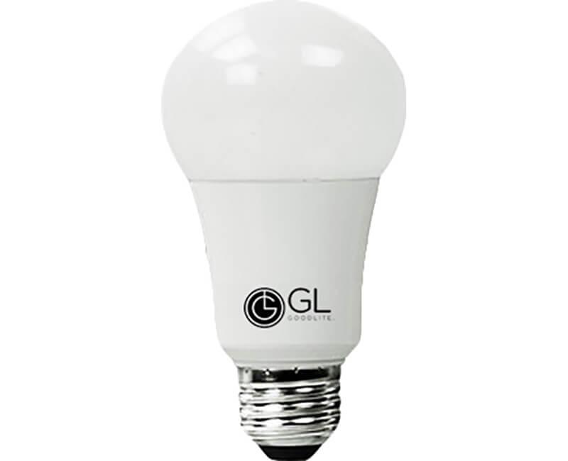 9 Watt A19 LED Light Bulbs - 50K Super White