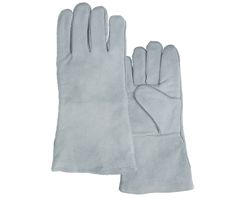 Split Cowhide Leather Welder's Glove