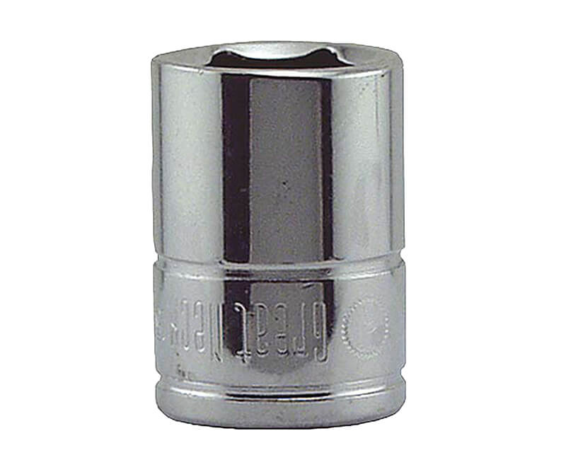 "1/4"" 6 Point Drive Sockets - 1/2"""