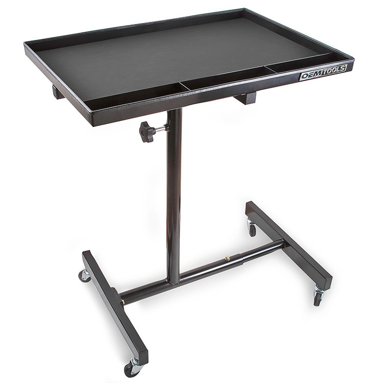 "29"" PORTABLE TEAR DOWN TRAY BLACK"