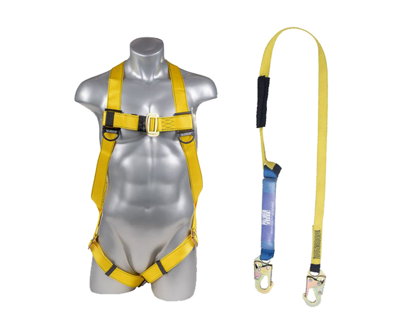HARNESS LANYARD COMBO W/ BG03 BAG