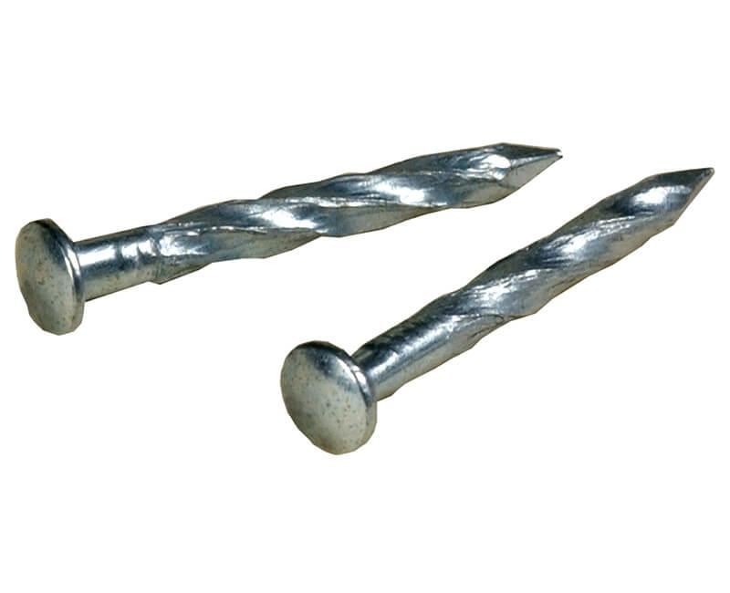 """7/8"""" Metal Trim Nails - Zinc"""
