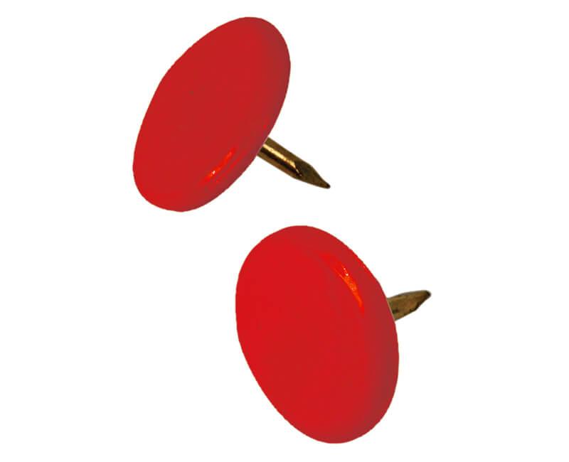 Red Thumb Tack - 40 PCS