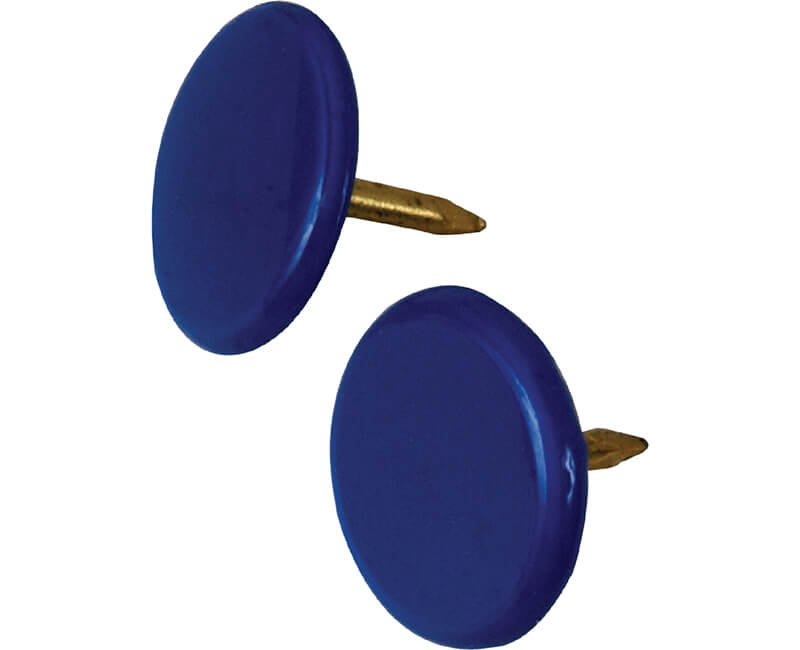 Blue Thumb Tack - 40 PCS