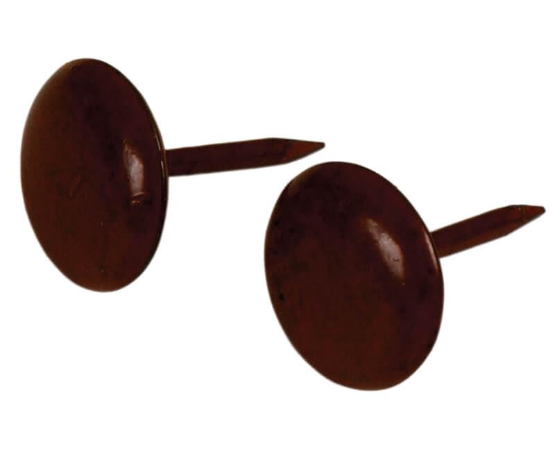 Brown Leatheroid Furniture Nails