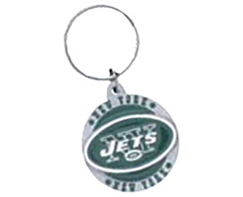 Jets Key Chain