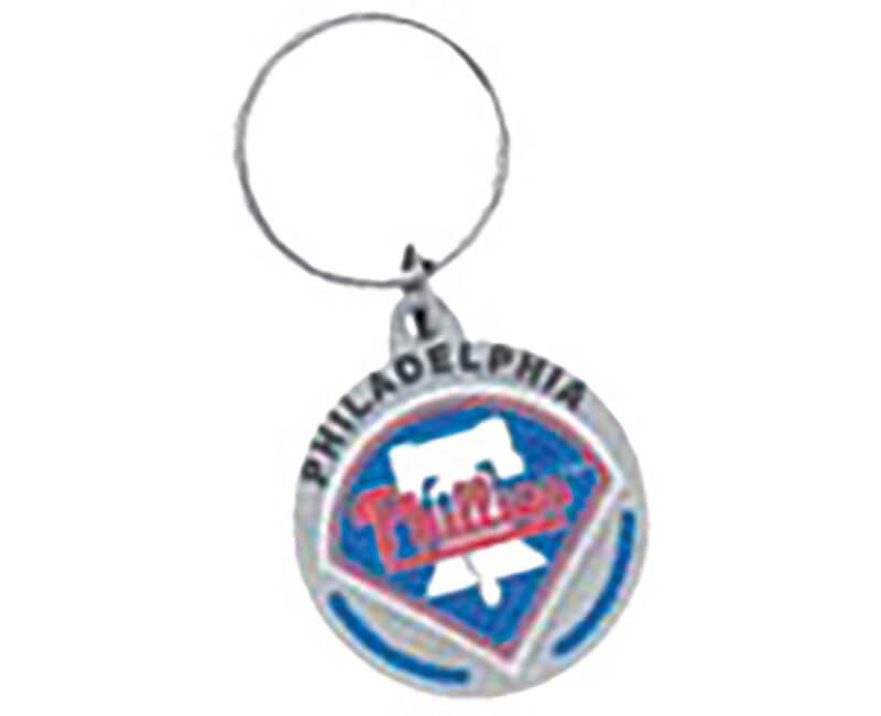 Phillies Key Chain
