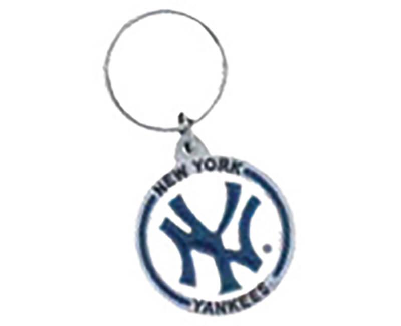 Yankees Key Chain