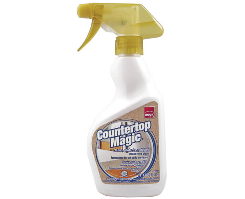 14 Oz. Magic Countertop Cleaner - Trigger